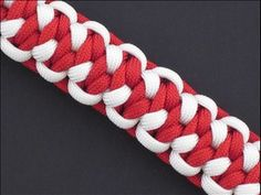 How to tie several different Celtic knots and other types of knots.