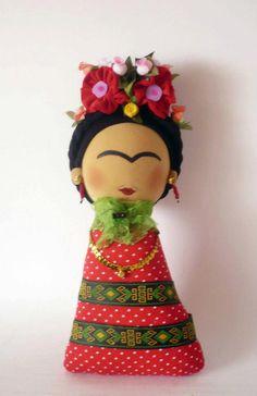 Frida kokeshi