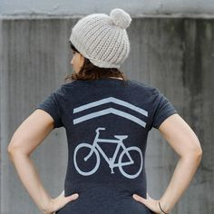 Hey, I found this really awesome Etsy listing at https://www.etsy.com/listing/178122015/share-the-road-bike-tshirt-for-women