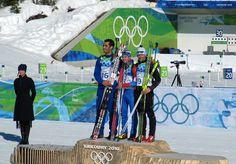 Biathlon Sieger 2010