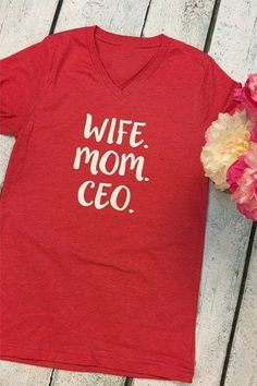 Mom Wife CEO