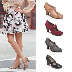 2f0109d40b0 Dress up your look with these Mary Janes! Mary Jane Shoes