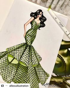 """""""People will stare. Make it worth their while. Fashion Figure Drawing, Fashion Model Drawing, Fashion Drawing Dresses, Fashion Illustration Dresses, Dress Illustration, Fashion Illustrations, Dress Design Drawing, Dress Design Sketches, Fashion Design Sketchbook"""