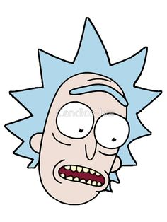 rick and morty face google search cartoons to draw pinterest