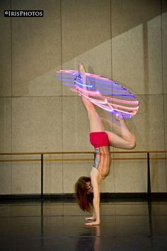 """"""" One of my hooping inspirations, Mystic Rose of Cincinnati. Led Hoops, Spin Me Right Round, Hoop Dreams, Circus Art, Raver Girl, Yoga Dance, Yoga For Flexibility, Keep Fit, Handstand"""