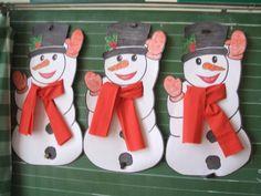 téli dekoráció iskolába - Google keresés