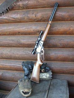 Marlin 336 rifle posing with gator Weapons Guns, Guns And Ammo, Marlin Lever Action Rifles, Revolver, Henry Rifles, Firearms, Shotguns, Shooting Guns, Hunting Rifles