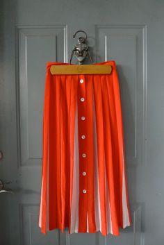 vintage skirt,
