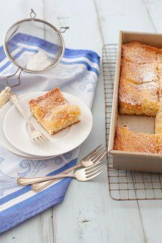 Gooey Butter Cake | Annie's Eats