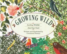 Growing Wild book