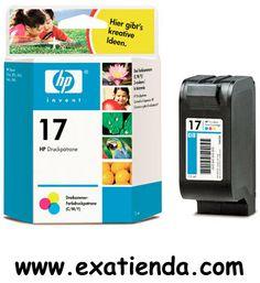 Ya disponible Cartucho HP c6625ae n17 color   (por sólo 44.89 € IVA incluído):   -Este producto es compatible con las siguientes impresoras: -HP DeskJet 825 Cvr. -HP DeskJet 825c. -HP DeskJet 840c. -HP DeskJet 842c. -HP DeskJet 843c. -HP DeskJet 845 Cvr. -HP DeskJet 845c.  Garantía de fabricante  http://www.exabyteinformatica.com/tienda/409-cartucho-hp-c6625ae-n17-color #hp #exabyteinformatica