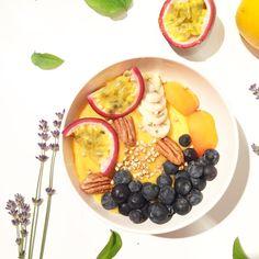 Recette porrdige froid à l'abricot, petit déjeuner sain - healthyfoodcreation