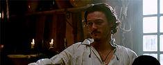 """luke evans three musketeers gif   Gif set #2: Luke as Aramis in """"The Three Musketeers"""""""