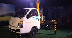 Thiết kế mới của Xe tải Hyundai Porter H100