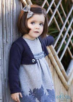 Precious Child ~ pretty in blue Precious Children, Beautiful Children, Beautiful Babies, Cute Kids, Cute Babies, Baby Kids, Little Girl Fashion, Kids Fashion, Fashion News