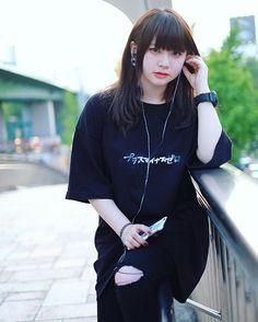 かがちゃん(@eear_kagachan)の別ショットも。 女の子だってかっこいいイヤホンつけたい!  #名古屋 #大須 #イヤホン女子 #dime #skullcandy #cute #cool #girl #earphones #instagood