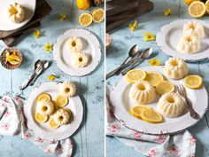 Zitronen-Buttermilch-Eistörtchen von Denise von Foodlovin
