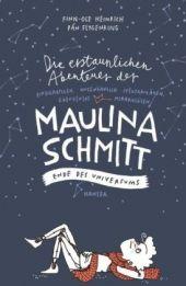 Maulen ist eine Lebenseinstellung. Findet zumindest Maulina Schmitt, die frechste Maulerin unter der Sonne.