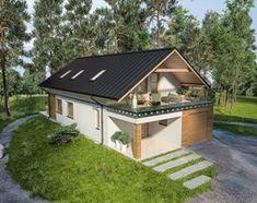 Projekt Domu - Murator C357 - Fotogeniczny - zdjęcie od Murator PROJEKTY