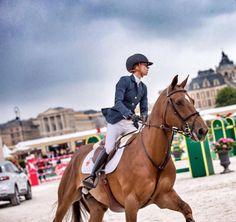 Alexandra Paillot - Horsealot ambassador • Horsealot