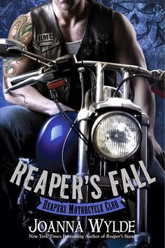 SURPRISE COVER REVEAL!!! - Reaper's Fall by Joanna Wylde