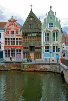 The Travelled Monkey: Haverwerf, Mechelen