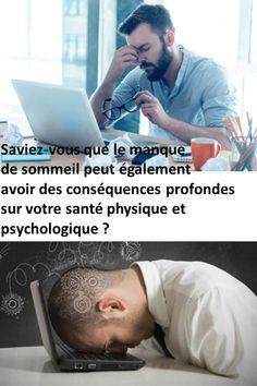 Si vous avez déjà eu une nuit où vous avez mal dormi à cause du stress ou d'un autre problème, vous savez déjà comment vous vous sentez le lendemain : fatigué, de mauvaise humeur et encore plus stressé. Mais ne pas dormir régulièrement le nombre d'heures recommandé fait plus que vous rendre groggy et irritable. Les effets à long terme du déficit de sommeil sont réels et graves. MyBodyMen Tu Me Manques, Grave, Bad Mood, Sleep Debt, The Hours, Night, Psychology