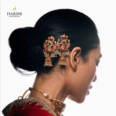 Emerald Necklace, Diamond Drop Earrings, Necklace Set, Latest Gold Jewellery, Trendy Jewelry, India Jewelry, Hair Jewelry, Gold Jewelry, Gold Earrings Designs