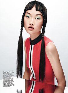 Athletic Geisha Editorials : Teen Vogue Players