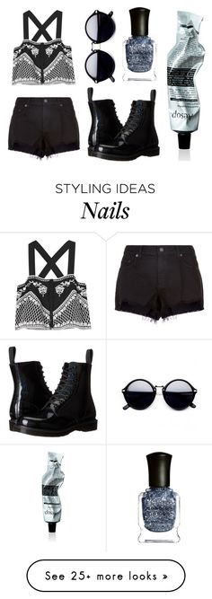 """""""Guess who's back, back again"""" by rosesandriddles on Polyvore featuring…"""