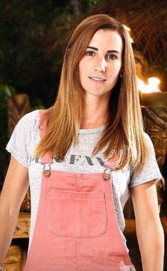 Love Island or Australian Survivor? There's rumours of romance between castawaysLee Carseldine and Elena 'El' Rowland