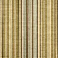 Aqua/Teal, Beige/Tan, Blue-Light, Green-Dark Marine, Outdoor/Indoor, Print  Upholstery Fabric - K6466 BAMBOO STRIPE