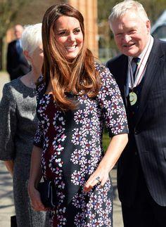 La primavera viste el armario de la Duquesa de Cambridge