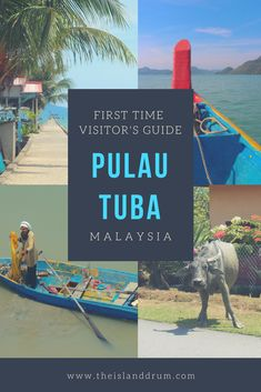 Ever hear of Pulau Tuba? Unless you are familiar with the northwest coast of Peninsula Malaysia, you probably have not. Pulau Tuba (Tuba Island) is one of the four populated islands of Langkawi's 99-island Archipelago and one big happy island kampung. #Langkawi #Malaysia #sustainabletourism #islands