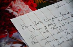 Mom's Last Letter and Lost Art of Letter Writing