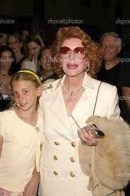 Jayne Meadows and Granddaughter Amanda