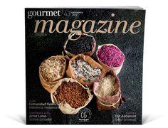 Gourmet Magazine.  Primavera 2015