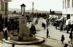 جنين، فلسطين ١٩٣٥-١٩٥٠  Jenin, Palestine 1935-1950  Jenin, Palestina 1935-1950