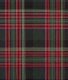 Ralph Lauren Hanley Plaid Navy/Hunter Fabric - $110 | onlinefabricstore.net