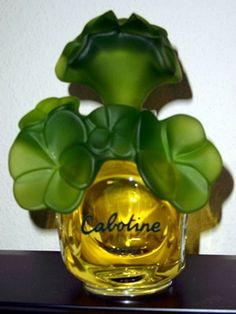 Cabotine Factice Perfume Bottle