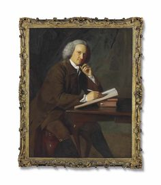 John Singleton Copley (1738-1815) Portrait of Samuel Phillips Savage, dated 1764