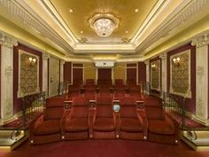 high end custom built home theater systems - Google Search