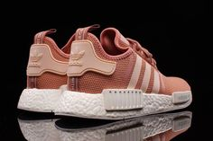 Adidas reveal a Salmon NMD which ladies will love! What do you think? #teamadidas #nmd #fresh