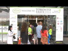 Toronto Taste celebr