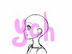 YCH-Animated Closed by a-k-a-Cassis on DeviantArt Animation Sketches, Animation Reference, Art Reference Poses, Drawing Reference, Drawing Heads, Drawing Poses, Naruto Uzumaki Art, Anime Drawing Styles, Studio Ghibli Art