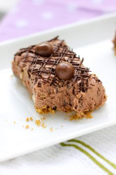 Malted Chocolate Chip Cookie Dough Bars