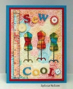 Sewing:   Sew cool