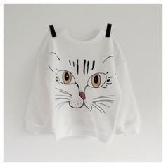 #minirodini Cat Sweater //Love it!