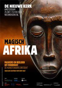 De Nieuwe Kerk Amsterdam 25 oktober 2014 - 15 februari 2015 Maskers en beelden uit Ivoorkust