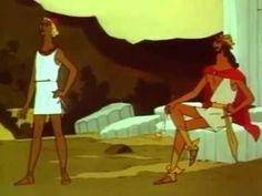 Легенды и мифы древней Греции (сборник мультфильмов)